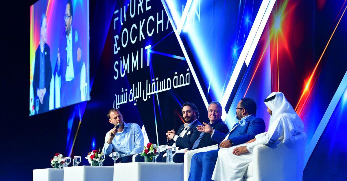 Smart Dubai's Future Blockchain Summit | FRENCH BUSINESS